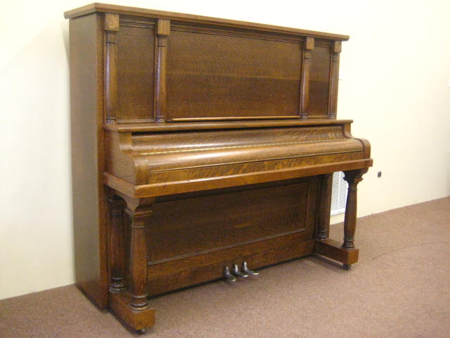 Antique Upright Pianos For Sale