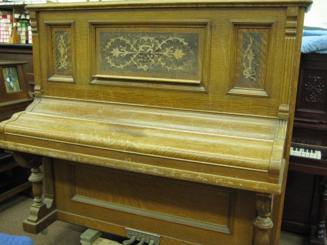 Fischer piano