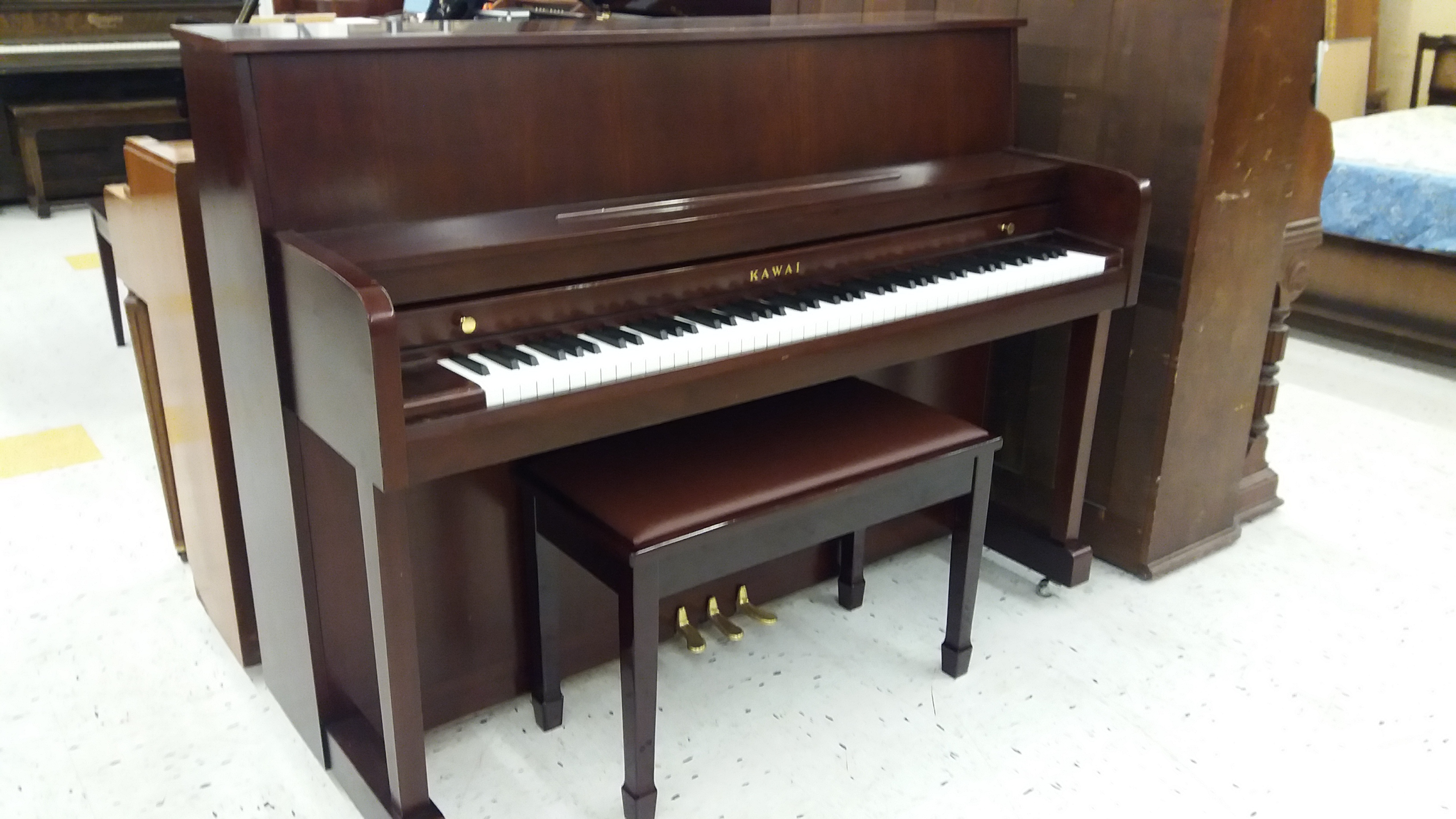 Modern Upright Pianos For Sale