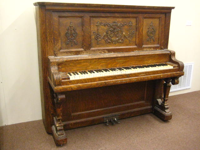 Value Whitney Kimball Upright Piano
