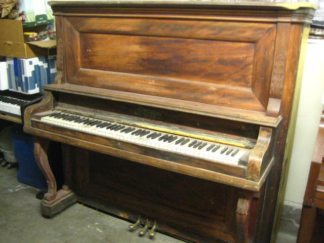 Winter piano serial numbers
